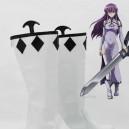 Supply Akame Ga Kill! Sheele Cosplay Combat Boots