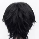 Supply Ao No Exorcist Rin Okumura Black Cosplay Wig