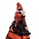 Supply Date A Live Cosplay Kurumi Tokisaki Cosplay Costume/Dress