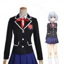 Supply Date A Live Cosplay Tobiichi Origami Cosplay Costume/School Uniform