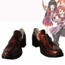 Negima! Magister Negi Magi Girls' Uniform Cosplay Shoes
