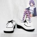 Rosario and Vampire Mizore Shirayuki Cosplay Shoes