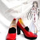 Supply Aria Cosplay Akira E. Ferrari Cosplay Boots