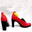 Aria Cosplay Akira E. Ferrari Cosplay Boots