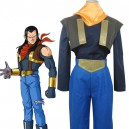 Supply Dragon Ball Cosplay Super Android #17 Cosplay Costume