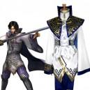 Supply Dynasty Warriors V/Shin Sangokumusou Cao Pi Cosplay Costume