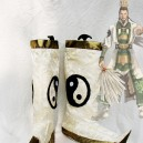 Supply Dynasty Warriors Zhuge Liang Cosplay Boots