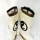 Dynasty Warriors Zhuge Liang Cosplay Boots