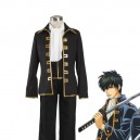 Supply Gin Tama/ Silver Soul Captain of the Shinsengumi Suit Cosplay Costume