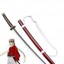 Supply Gin Tama/ Silver Soul Hijikata Toushirou Wood Cosplay Sword Youtou Muramasya