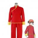 Gin Tama/ Silver Soul Kagura 5th Suit Cosplay Costume