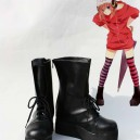 Supply Silver Soul Cosplay Kagura Cosplay Boots