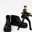 Supply Silver Soul Cosplay Okita Sougo Cosplay Show Boots