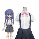 Supply Higurashi no Naku Koro ni Cosplay Rika Furude Cosplay Costume