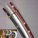 Supply 2015 One Piece Cosplay Roronoa Zoro Whole 3 Wood Cosplay Swords
