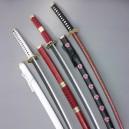 2015 One Piece Roronoa Zoro Whole 3 Wood  Cosplay Weapon Swords