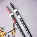 Supply New One Piece Cosplay Trafalgar Law's Wood Cosplay Sword