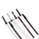 One Piece Cosplay Roronoa Zoro Cosplay Sword 4 Pieces