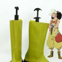 """Supply One Piece Cosplay """"God"""" Usopp Cosplay Boots"""