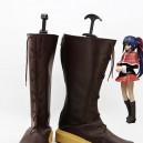 Supply Shugo Chara! Fujisaki Nagihiko Brown Cosplay Boots