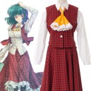 Supply Phantasmagoria Of Dim Dream Yuuka Kazami Cosplay Costume