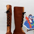 Supply Scarlet Weather Rhapsody Hinanawi Tenshi Cosplay Boots