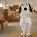 Supply Snoopy Cartoon Doll Clothing Cartoon Walking Doll Clothing Performance Clothing Dog Walking Doll Clothing Mascot Costume