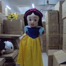 Supply Snow White and The Seven Dwarfs Cartoon Doll Clothing Cartoon Dolls Walking Cartoon Cartoon Costumes Props Mascot Costume