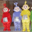 Supply Teletubbies Cartoon Clothing Walking Cartoon Doll Clothing Doll Clothing Cartoon Dolls Costumes Mascot Costume