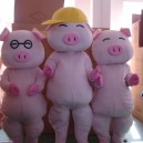 Supply Cartoon Costumes Children #39 S Cartoon Clothing Doll Clothing Photography Clothing Mcdull Pig A Mascot Costume