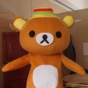 Supply Cartoon Doll Cartoon Clothing Costumes Lazy Bear Easily Bear Mascot Costume