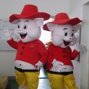 Supply Cartoon Doll Clothing Cartoon Clothing Happy Pig Opening Ceremony Etiquette Supplies Mascot Costume