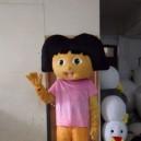 Supply Doll Clothing Cartoon Clothing Performance Clothing Costumes Duo Laka Through Clothing Mascot Costume