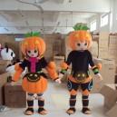 Supply Pumpkin Doll Clothing Cartoon Animation Clothing Pumpkin Costume Walking Clothing Mascot Costume