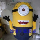 Supply Release Small Yellow People Despicable Me Doll Clothing Cartoon Clothing Despicable Me 2 Mascot Costume