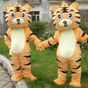Supply Tiger Tiger Tiger Dolls Walking Cartoon Celebration The Tiger Cartoon Doll Clothing Mascot Costume