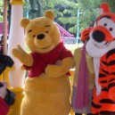 Supply Will Cartoon Costumes Cartoon Winnie The Pooh and Tigger Doll Business Advocacy Mascot Costume