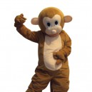 Supply Zodiac Monkey Brown Monkey Cartoon Mascot Costumes Performance Clothing Celebration