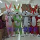 Supply Zodiac Rabbit Cartoon Clothing Cartoon Doll Clothing Clothing Bugs Bunny Mascot Costume