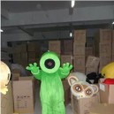 Supply Zombies 2 Pea Shooter Cartoon Costumes Halloween Costumes Walking Doll Clothing Mascot Costume