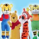 Supply Winnie The Pooh Cartoon Costume Cartoon Doll Doll Clothing Doll Clothing Tiger Tigger Mascot Costume