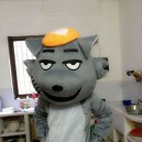 Supply Wolf Pleasant Cartoon Doll Clothing Cartoon Show Clothing Clothing Mascot Costume