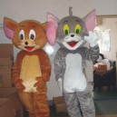 Supply Costumes Dolls Walking Cartoon Show Advertising Clothing Geely Geely Cat Mouse Jerry Mascot Costume