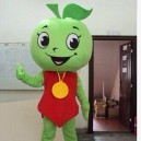 Supply Red Apple Green Apple Fruit Cartoon Doll Clothing Animal Shows Stage Performances Clothing Props Doll Clothing Mascot Costume