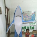 Supply Shark Cartoon Doll Doll Clothing Performance Props Advertising Activity Animation Performance Props Mascot Costume