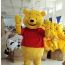 Supply Winnie The Pooh Cartoon Walking Doll Show Show Costumes Dolls Pooh Bear Mascot Costume