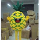 Supply Cartoon Doll Clothing Vegetables and Fruits Theatrical Costume Adult Plush Doll Clothes Pineapple Fruit Mascot Costume