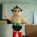 Supply Dr. Astro Boy Dolls Dress Adult Performance Clothing Performance Props Dress Walking Cartoon Dolls Clothing Mascot Costume
