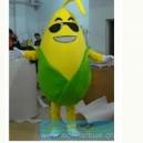 Supply Fruit Cartoon Costumes Walking Cartoon Clothing Walking Cartoon Doll Clothing Cartoon Corn Mascot Costume