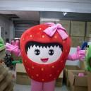 Supply Fruit Strawberry Cartoon Props Props Dolls Walking Cartoon Doll Clothing Cartoon Doll Clothing Strawberries Mascot Costume